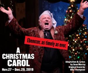 Cygnet Theatre to Stage A CHRISTMAS CAROL