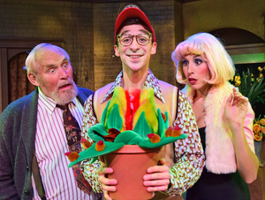 BWW Review: Laughter and Fun Take Root with LITTLE SHOP OF HORRORS at Beef & Boards