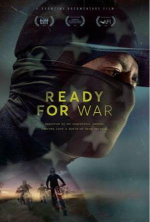 Showtime Documentary Films Debuts Trailer for READY FOR WAR