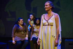 BWW Review: THE PENELOPIAD Relates A Tale Of Mythology, With Contemporary Undertones, At Ensemble