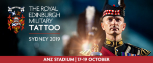 BWW REVIEW: THE ROYAL EDINBURGH MILITARY TATTOO SYDNEY 2019 Gives Sydney A Taste Of The Scottish Tradition With An Australian Twist