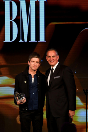 Noel Gallagher Honored at 2019 BMI London Awards
