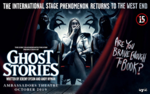 Fright Night: The Best Scary Plays For Halloween