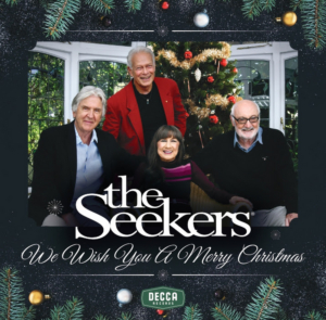 Merry Christmas Image.The Seekers Announce Christmas Album We Wish You A Merry