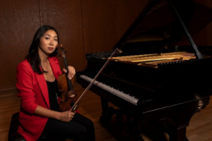 U-M Violinist To Perform New Album Created With George Gershwin's Piano
