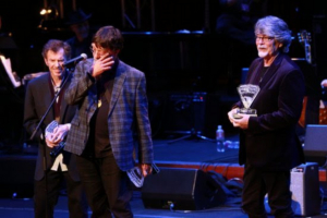 ALABAMA Inducted into Musicians Hall of Fame; Receives First-Ever Lifetime Achievement Award