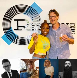 Reservoir UK Head of Creative Charlie Pinder Signs Rachel Chinouriri To A Worldwide Publishing Deal