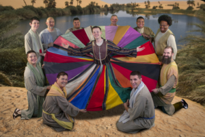 Kelsey Theatre Stages JOSEPH AND THE TECHNICOLOR DREAMCOAT
