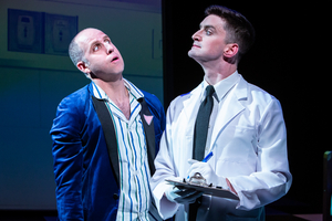 BWW Review: THE BALTIMORE WALTZ Is a Whimsical Journey Through Grief, Via Europe, at Profile Theatre