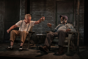 BWW Review: AGES OF THE MOON, The Vaults