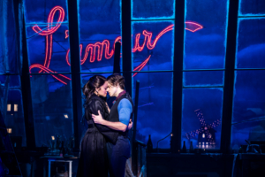 MOULIN ROUGE! Welcomes 70 Students to Today's Matinee in Honor of its 100th Performance