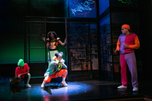 BWW Review: KID PRINCE AND PABLO  at Kennedy Center