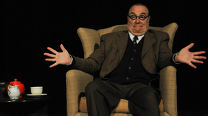 BWW Review: AN EVENING WITH C.S. LEWIS at Broadway Playhouse