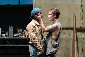 BWW Review: BOTTICELLI IN THE FIRE, Hampstead Theatre