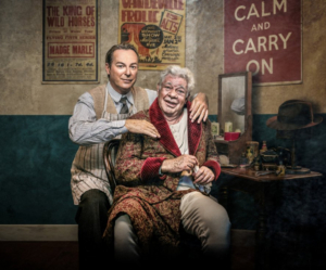 Julian Clary And Matthew Kelly Announced To Star In A Brand New Production And Tour Of THE DRESSER