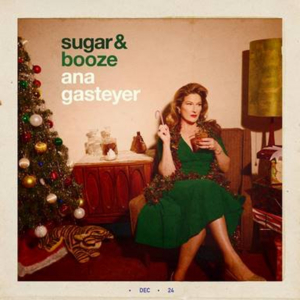 Ana Gasteyer Releases Holiday Album 'Sugar & Booze'