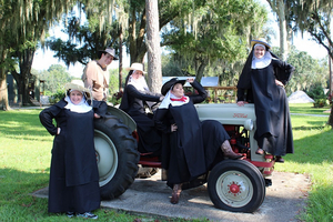 BWW Review: MAS THEATRE'S NUNSENSE JAMBOREE FUSES HEART, COMEDY, CHARM OF DAYS PAST at Carrollwood Cultural Center