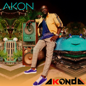 Akon Delivers New Album AKONDA