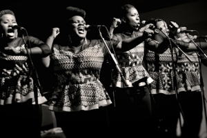 Female A Cappella Quintet Nobuntu Returns to the Lakewood Cultural Center