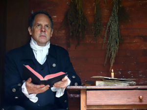 BWW Review: SALTONSTALL'S TRIAL: THE SALEM WITCH TRIAL'S UNTOLD STORY at Larcom Theatre in Beverly