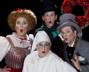 Rivertown Theaters for the Performing Arts Will Present Holiday Show SCROOGE IN ROUGE