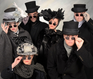 Cold-Hearted But Great Fun: A GENTLEMAN'S GUIDE TO LOVE AND MURDER at Dundalk Community Theatre