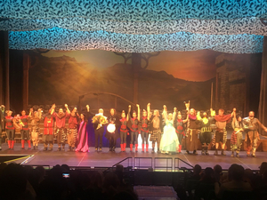 BWW Review: ROBIN HOOD THE MUSICAL at Waterfront