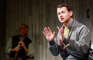 BWW Review: PORT AUTHORITY at Quotidian Theatre Company