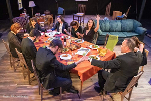 BWW Review: AUGUST: OSAGE COUNTY: Powerful Pulitzer Play at A Public Fit Theatre