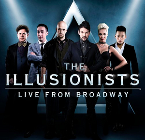 Bww Review The Illusionists At Neal S Blaisdell Concert Hall