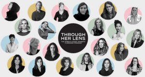 THROUGH HER LENS: The Tribeca Chanel Women's Filmmaker Program Returns For Fifth Year