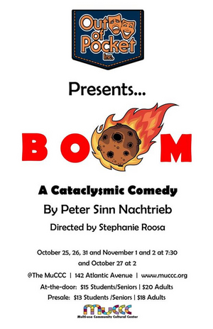 BWW Review: BOOM at Out Of Pocket Inc.