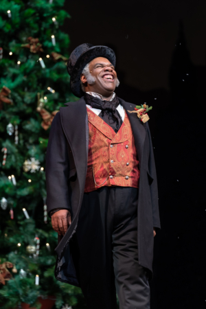 Craig Wallace Returns to Lead Ford Theatre's A CHRISTMAS CAROL