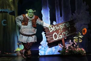 BWW Review: Slow Burn Theatre Company's SHREK, THE MUSICAL is an Ogre-ific Spectacle