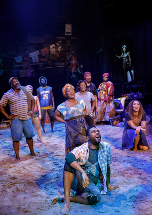 BWW Interview: Jahmaul Bakare of ONCE ON THIS ISLAND at Peace Center