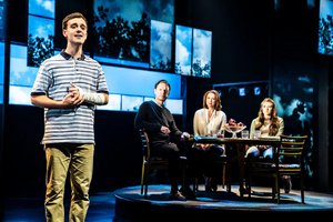 BWW Preview: DEAR EVAN HANSEN at The Mahalia Jackson Theater For The Performing Arts