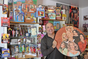Charlie's Angels Toy Collection on Display for Charity Nov. 1 & 2
