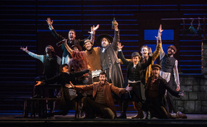 BWW Interview: Kelly Gabrielle Murphy And Bennett J. Leeds of FIDDLER ON THE ROOF at Adrienne Arsht Center