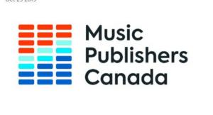 Canadian Music Publishers Association Rebrands as Music Publishers Canada