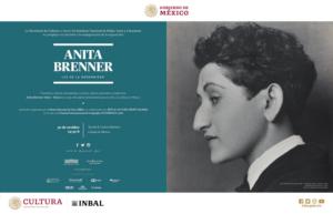 La exposición Anita Brenner. Luz de la Modernidad, explora facetas de la gran promotora del arte mexicano