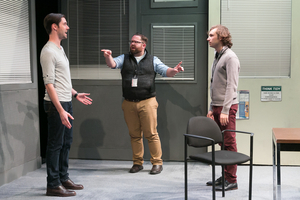 BWW Review: Governmental bureaucracy is serious yet slyly hilarious in Voyage Theater Company's THE HOPE HYPOTHESIS at The Sheen Center