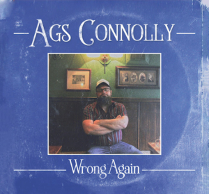 Honky-Tonk Singer-Songwriter Ags Connolly Drops New Album this Friday