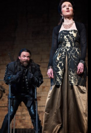 Prague Shakespeare Company Will Present New Version of Shakespeare's Richard III Performed In The Original English