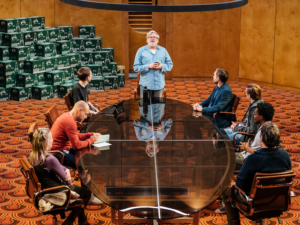 BWW Review: THE ANTIPODES, National Theatre
