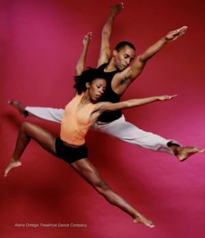 Alpha Omega Theatrical Dance Company Dances Works by Eleo  Pomare And Enrique Cruz DeJesus