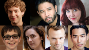 Casting Announced for Black Button Eyes Productions' WHISPER HOUSE