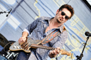 Mike Zito's Rock n' Roll World Tour Comes to Cafe Eleven