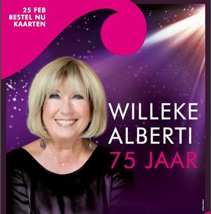 BWW Feature: WILLEKE ALBERTI VIERT 75STE VERJAARDAG IN  HET CONCERTGEBOUW at Concertgebouw Amsterdam