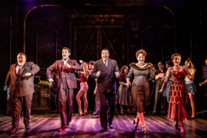 Kander and Ebb's CURTAINS Gets Its West End Premiere at Wyndham's Theatre
