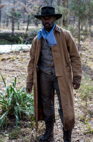 David Gyasi, Frank Grillo and Ron Perlman Star in HELL ON THE BORDER